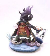 "One Piece Log Box Marineford Arc Black beard Figure  Authentic 4.5"" MH JP A5753"
