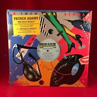 "PATRICK ADAMS Michael's Medley 1984 USA 12"" vinyl single EXCELLENT COND Jackson"