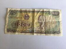 Billet Vietnam 1000 Dong (11-44)