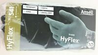 12 x ANSELL HyFlex 11-541 Cut Protection Gloves 1 Dozen 541 Sz XL (10) NEW