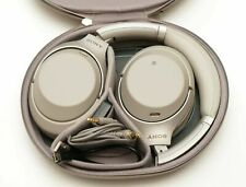 Sony WH-1000xm3/S Wireless Noise Canceling Overhead Headphones - Silver