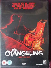 "The Changeling DVD.""How Did You Die,Joseph?Did You Die In this House?Ghost Story"