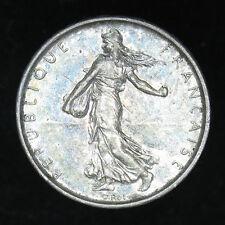 1962 France 5 Francs silver coin high grade