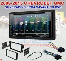 2006-2015 CHEVROLET CHEVY GMC SILVERADO SIERRA SAVANA CD DVD CAR RADIO STEREO