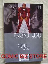 CIVIL WAR FRONT LINE #11 (2007) MARVEL COMICS