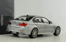 1 18 Norev BMW M3 F80 Competition 2017 Silver