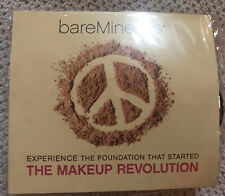 Bare Escentuals BareMinerals Foundation Sample Original Golden Dark With Kabuki