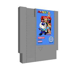 Mappy for Nintendo Entertainment System NES Famicom Namco