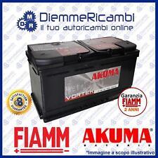 BATTERIA AUTO AKUMA VORTEK by FIAMM 100 Ah - 800 Spunto