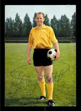 Wolfgang Paul Borussia Dortmund Bergmann sammelbild 1969-70 ORIG Sign + a 118575
