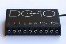 CIOKS DC10 Guitar Pedal Power Supply! DC 10