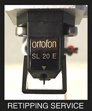 Ortofon non-SPU Moving Coil Cartridge Nude True  Elliptical Retip SERVICE