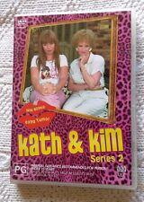 Kath and Kim DVD - Cult Classic Australian Comedy TV Series- 2, R-4, LIKE NEW