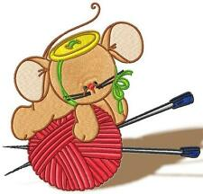 SEWING MICE  10 MACHINE EMBROIDERY DESIGNS CD or USB