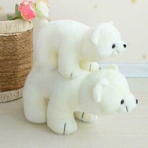 Animated Plush Bear Dog Toy Plush Toy Doll Stuffed Animal Kids Q1P9