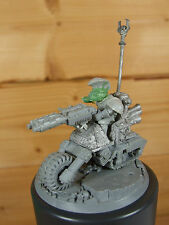 CONVERTED ROGUE TRADER ERA ORK BIKER VERY COOL MODEL PART PAINTED (L)