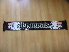 écharpe de football vintage Olympique Lyonnais Taille Unique