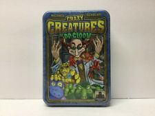 Stronghold Games Card Game Crazy Creatures Of Dr Gloom In Metal Tin New 2012