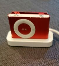 iPod Shuffle (Red) 2nd Gen