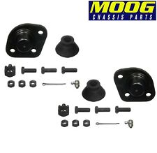 Edsel Bermuda Ford 300 Set of 2 Front Upper Bolt-in Type Ball Joints Moog K8212