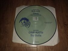 "N-R-GIZE * CRAZY 2002 FLOORBURNER MIX * DAVE AUSTIN * THE BATTLE * 12"" PIC DISC"