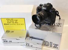 Nikon D1X Digital Camera Nikon AF 35-105mm lens Nikon MH-16 charger
