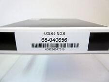 """New Schneider Optics 4x5.65"""" ND6 Filter ND.6 Neutral Density MFR # 68-040656"""