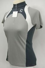 Cannondale Women's Ride Jersey - Small - Gray - 1F123 - NEW