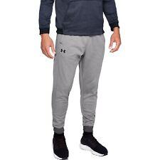 Under Armour Fleece Joggers Pants Gray New Mens 3XL 2XL Loose Coldgear