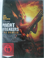 Night Breakers - The Undead - UNCUT - Zombies in Australien, Schrottflinte