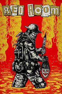 RED ROOM #1 Izzy's Comics Exclusive Jim RUGG Ed PISKOR FANTAGRAPHICS COMIC 5/12