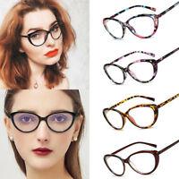 Vintage Retro Cat Eye Women Clear Lens Eyeglasses Ladies Glasses Optical Frame