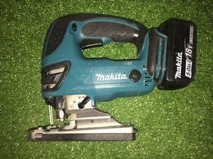 Makita 18v LXT Jigsaw + Makita 5Ah Battery