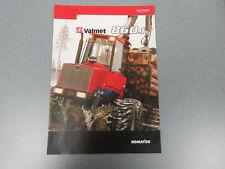 Valmet 860.1 Forwarder Brochure 4 pages