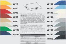 AZ AUDIOCOMP SIMILPELLE BIANCA VP 140 100X140 cm. NUOVA