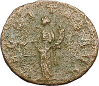 TACITUS 275AD  Authentic Ancient  Roman Coin Equity Fairness Fair trade  i34564