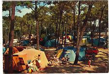 Fantaisie - cpsm - Vive le camping