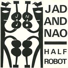 Rare Original 1993 75 Track CD  JAD FAIR AND NAOFUMI ISHIMARU   Half Robot  MINT