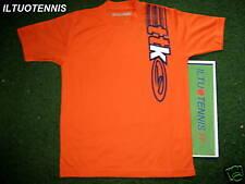 NUOVE T-shirt allenamento TTK col.arancio JR -BAMBINO/A