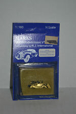 Marks 197 1951 Mercedes 170S  Convertible N Scale Kit 1:160