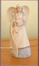 NURSE ANGEL FIGURINE BY ENESCO FOUNDATIONS 7.5 INCHES HIGH FREE SHIPPING