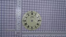 DIAL FOR WARMINK GRAVITY OR SAWTOOTH CLOCK OLD MODEL ANNO 1750