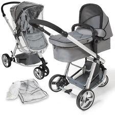 3-in-1 kinderwagen buggy sportwagen kids babydraagzak