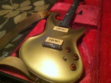 MJ Mirage Carved Gold Top with P-90's and original Hardcase