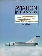 AVIATION IN CANADA – Larry Milberry – 1979 Hcvr DJ