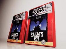 DVD SALEM'S LOT Stephen King Tobe Hooper David Soul DISCO 1 + DISCO 2 COMPLETO