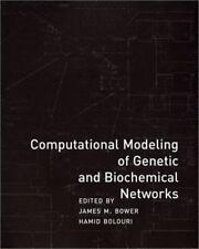 Computational Modeling of Genetic and Biochemical Networks (Computational Molec