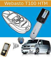 GSM Handy Fernbedienung für Standheizung (USB) Webasto T100 (HTM)