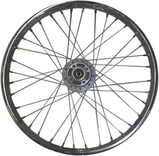 """NEW HONDA XL125R FRONT WHEEL 1.40 X 21"""" + SPINDLE AND SPEEDO DRIVE"""