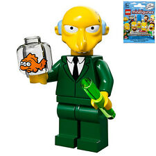 LEGO 71005 MINIFIGURES THE SIMPSONS #16 Mr. Burns